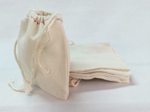 Plant Saver Refillable Cloth Bag